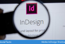 Adobe InDesign Shortcuts for Windows users