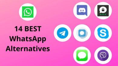 14 BEST WhatsApp Alternatives