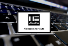 Ableton Shortcuts for Win & Mac