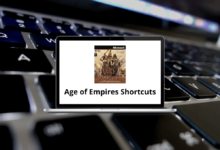 Age of Empires Shortcuts