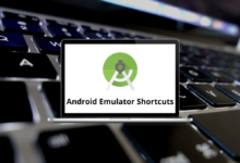 Android Emulator Shortcuts for Win & Mac