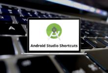 Android Studio Shortcuts