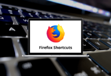 Firefox Shortcuts for Windows & Mac