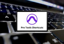 Pro Tools Shortcuts for Windows & Mac