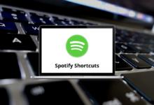 Spotify Shortcuts for Windows & Mac