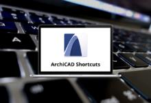 ArchiCAD Shortcuts for Windows & Mac