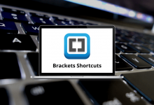 Brackets Shortcuts