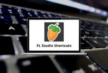 FL Studio Shortcuts for Windows