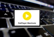 PotPlayer Shortcuts