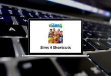 Sims 4 Shortcuts