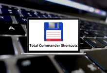 Total Commander Shortcuts for Windows