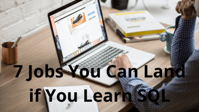 7 Jobs You Can Land if You Learn SQL - Jobs for SQL