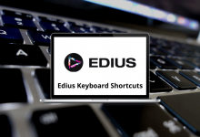 Edius Keyboard Shortcuts