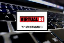 Virtual DJ Shortcuts