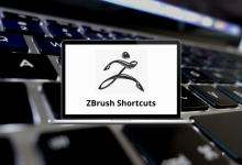 ZBrush Shortcuts