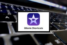 iMovie Shortcuts