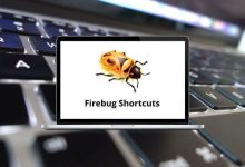 Firebug Shortcuts