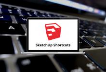 SketchUp Shortcuts