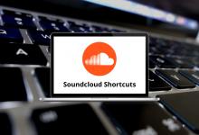 Soundcloud Shortcuts
