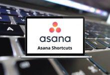 Asana Shortcuts for Windows & Mac