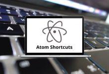 Atom Shortcuts