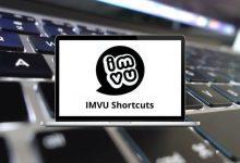 IMVU Shortcuts
