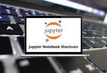 Jupyter Notebook Shortcuts