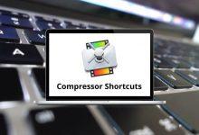 Compressor Shortcuts