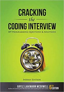 Cracking the Coding Interview - Indian Edition Book