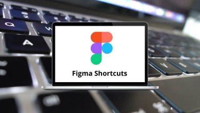 Figma Shortcuts