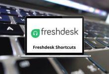 Freshdesk Shortcuts
