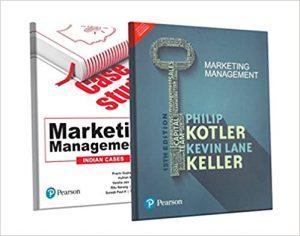 Marketing Management Book