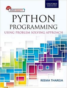 Python Programming Using Problem Solving Approach Book