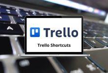 Trello Shortcuts