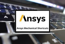 Ansys Mechanical Shortcuts
