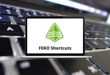 FEKO Shortcuts