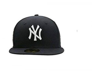 HUSAINY Hip Hop Unisex Cap Cotton Snapback Baseball (Black & White)