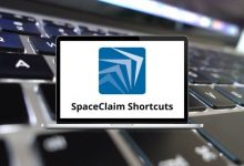 SpaceClaim Shortcuts
